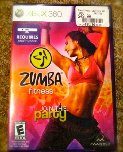 Zumba Fitness for Xbox Kinect